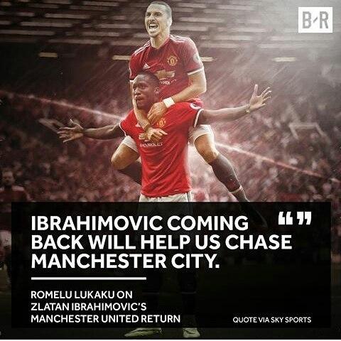 #mufcnews #manchesterunited #zlatanibrahimovic #Rlukaku #homofspn #shittuhameen …