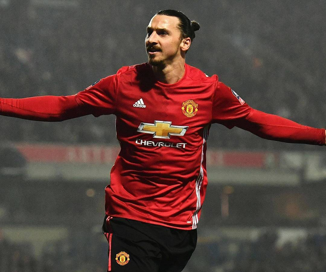"""Time to finish what I started in united"" – ibrahimovic #zlatan #zlatanibrahimovi …"