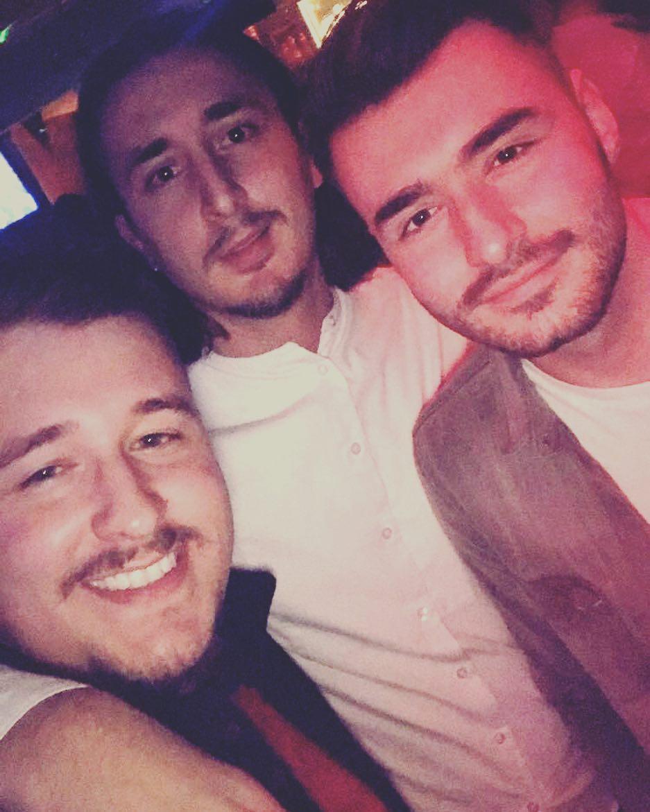with my brother Zlatan #zlatanibrahimovic #manchestercity #dzigibeba …