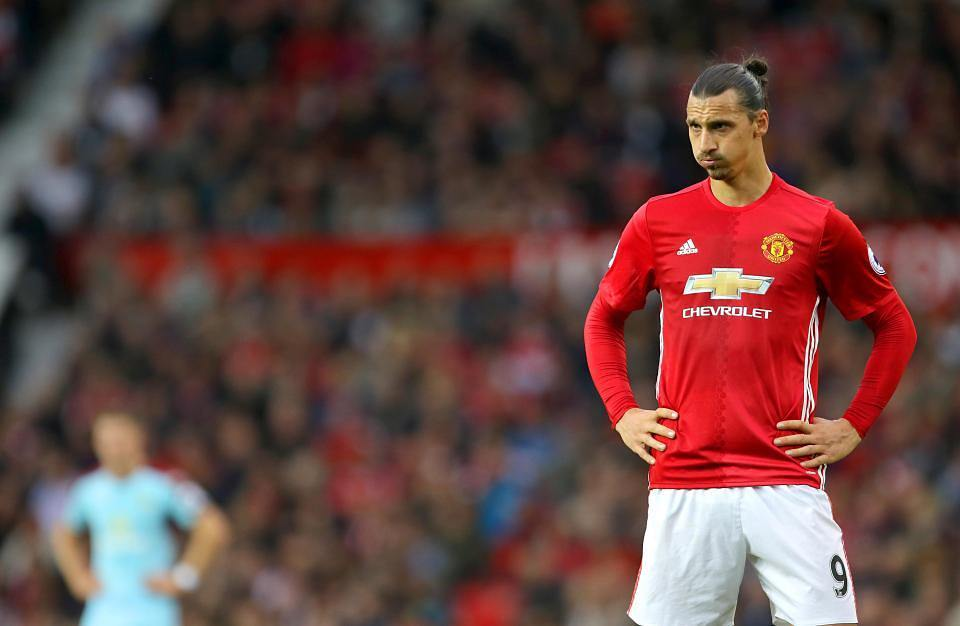 The woman is back! Zlatan Ibrahimović returned to court after injuring himself. Magic is not …