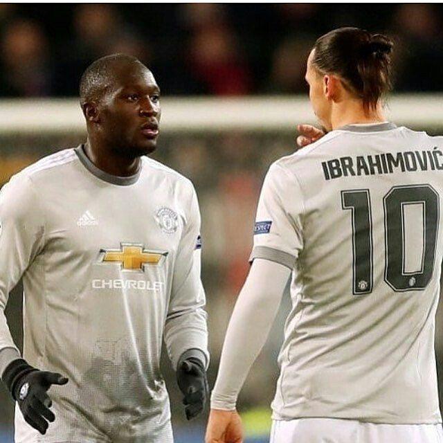 . . #zlatanibrahimovic #romelolukaku #mufc #manchesterunited . . . . #tawfiq_uni …