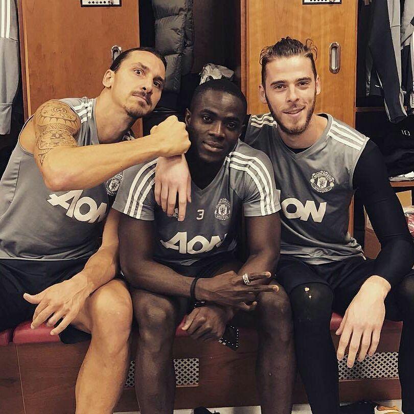 . . #daviddegea #ericbailly #zlatanibrahimovic #mufc #manchesterunited . . . . # …