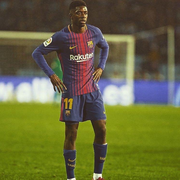 @ o.dembele7 ได้รับบาดเจ็บอีกครั้ง หวังว่าเขาจะเร็ว ๆ นี้! #barcelona #neymar #for …
