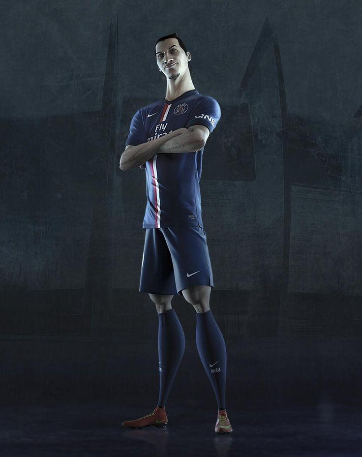 Zlatan Ibrahimovic ในเกมสุดท้ายของ youtube: www.youtube.com / … v = Iy1rumvo9x …