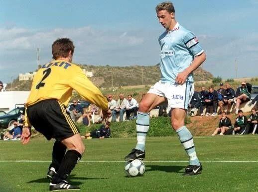 สโมสรฟุตบอลแห่งแรกของสวีเดนคือ Malmo FF นั่นคือสิ่งที่ Zlatan Ibr ดูเหมือน …