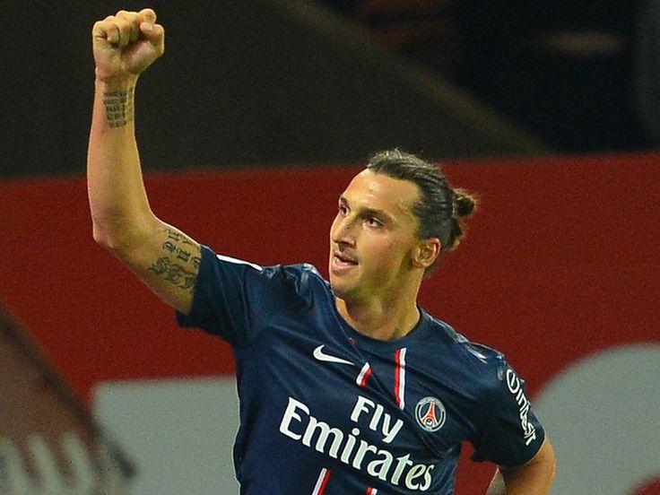 Zlatan Ibrahimovic – PSG