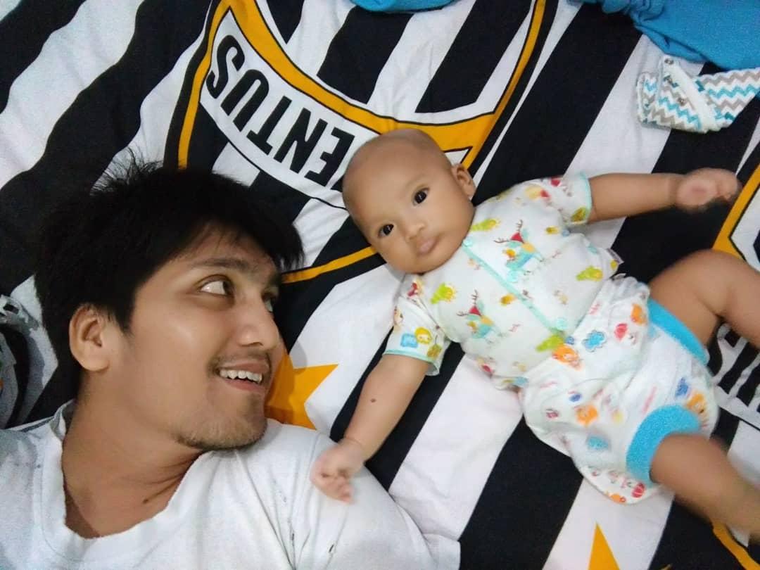 ยังคงตื่นกับ #baby #babyoninstagram #family #zlatanibrahimovic #babyzlatanib …