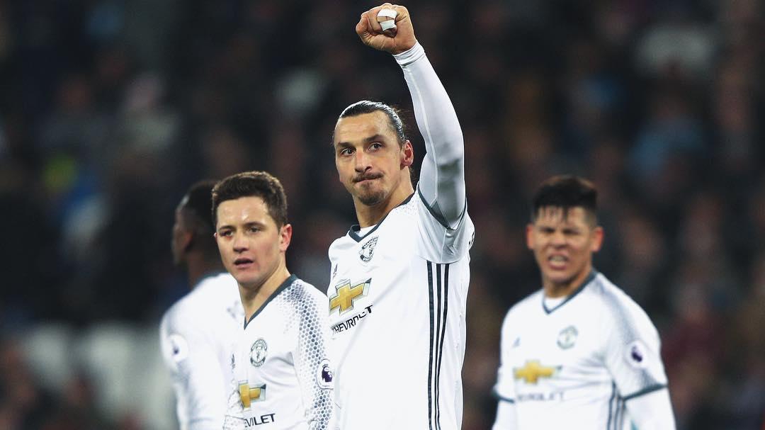 เดาคนที่กลับมา #Zlatan …