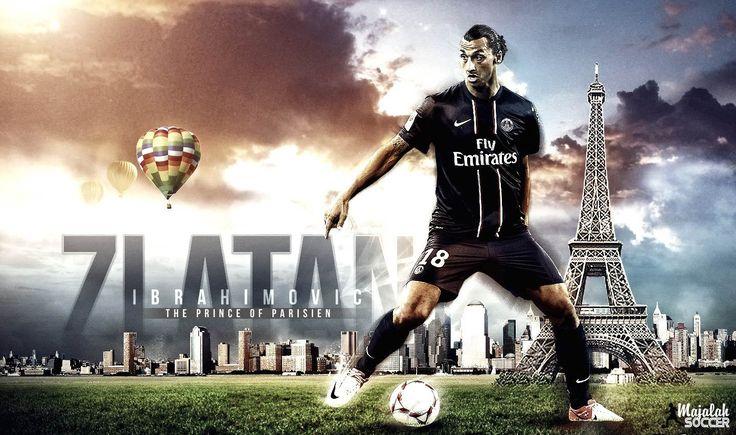 ภาพ psg zlatan Ibrahimovic