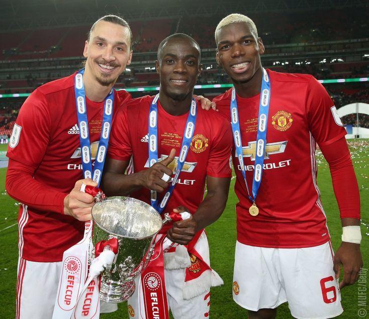 Zlatan Ibrahimovic, Eric Bailly และ Paul Pogba #lingard #weareunitedarmy #alexissa …