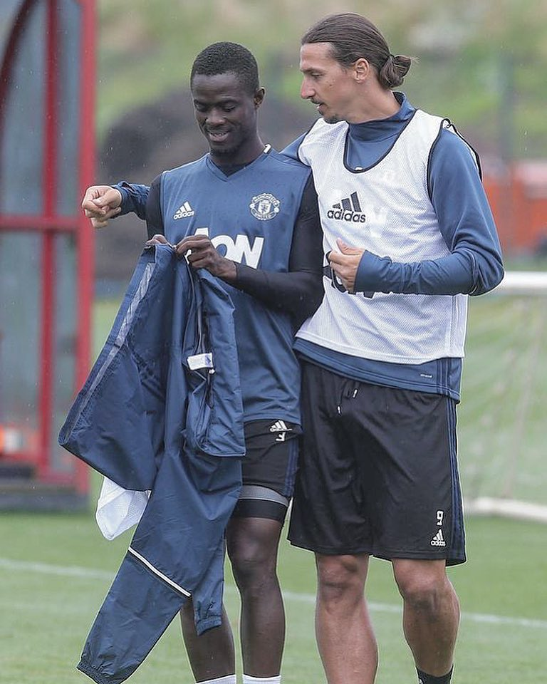 Jose Mourinho ยืนยันการกลับมาของ Zlatan Ibrahimovic ในการฝึกซ้อม! | แตะสองครั้ง …