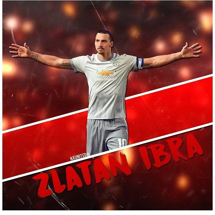 #zlatanibrahimovic # sweden🇸🇪 #manchesterunited #kits #season #mourinhoera #mouri …