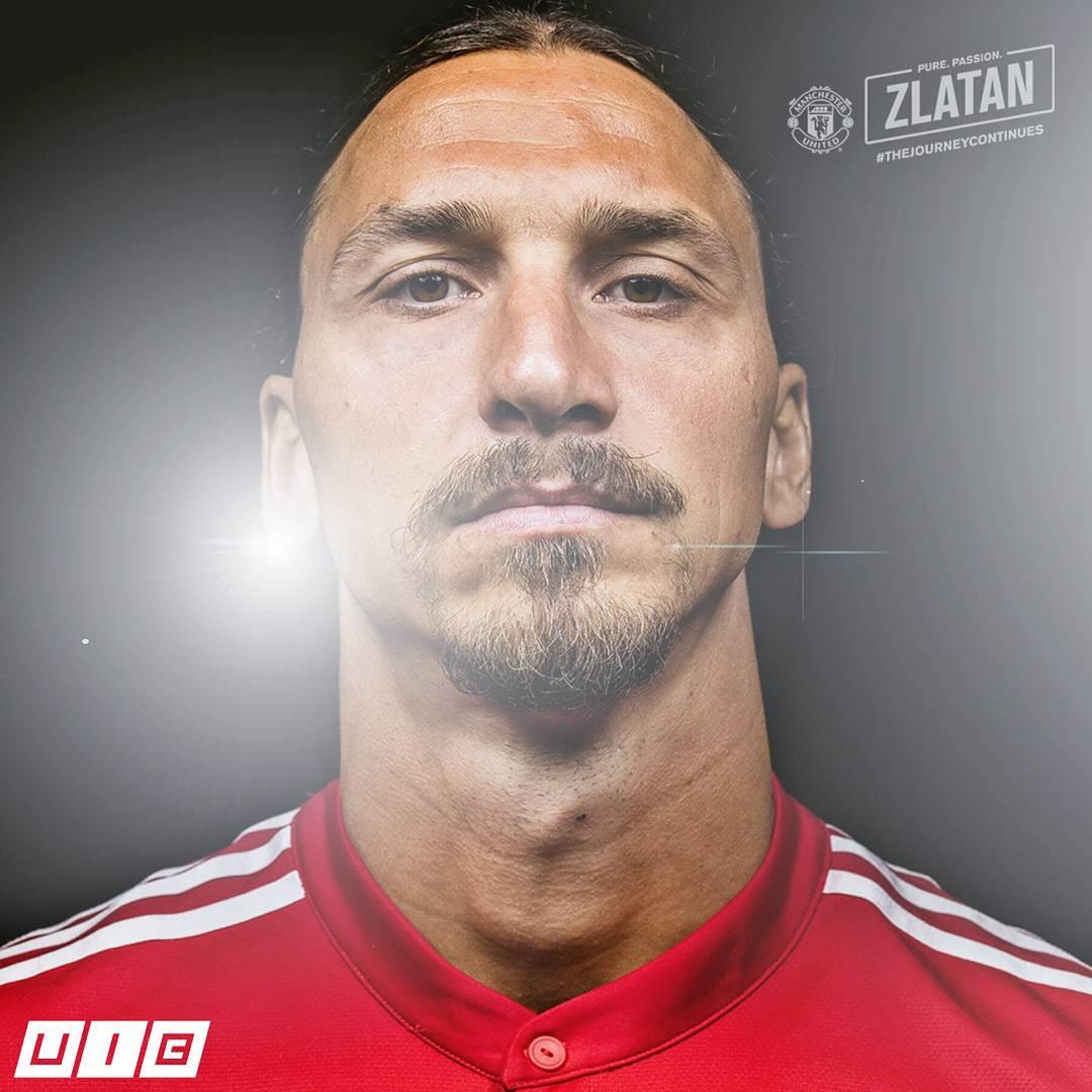 Zlatan Ibrahimovic กลับเข้ารับการฝึกครั้งแรก แต่ไม่สามารถเลือกได้ …