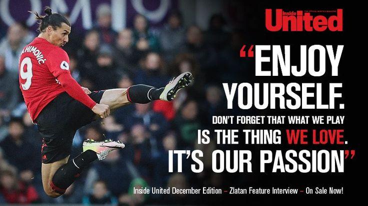 Zlatan Ibrahimovic ประกาศคำแนะนำที่ดีที่สุดของเขาใน Inside United!