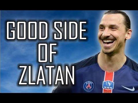 ด้านที่ดี: Zlatan Ibrahimović – YouTube
