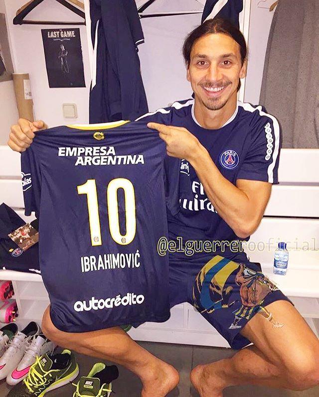 #Zlatan #Ibrahimovic wtf