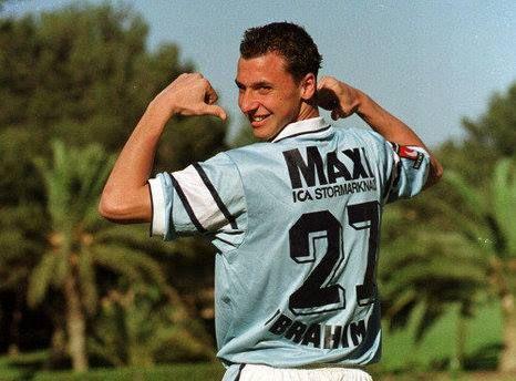 Zlatan Ibrahimovic (Malmö FF),