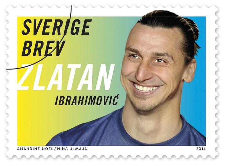 ติดประกาศแสตมป์ปัญหาด้วย Zlatan Ibrahimović bit.se/Md1GqU