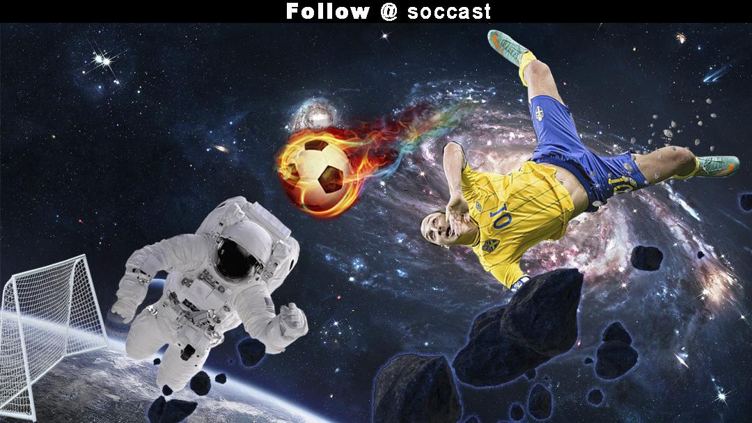 กองกลาง Zlatan Ibrahimovic @soccast เข้าร่วมกับเรา @ #ZlatanIbrahimovic #athlete …