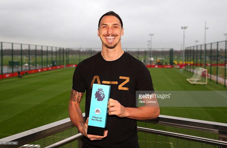 แมนเชสเตอร์ยูไนเต็ด Zlatan Ibrahimovic ได้รับการเลื่อนตำแหน่งจาก EA Premier League …