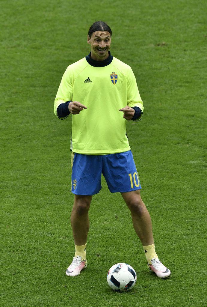 สวีเดนผ่าน Zlatan Ibrahimovic เริ่มร้อนขึ้นสำหรับกลุ่ม Euro 2016 E …