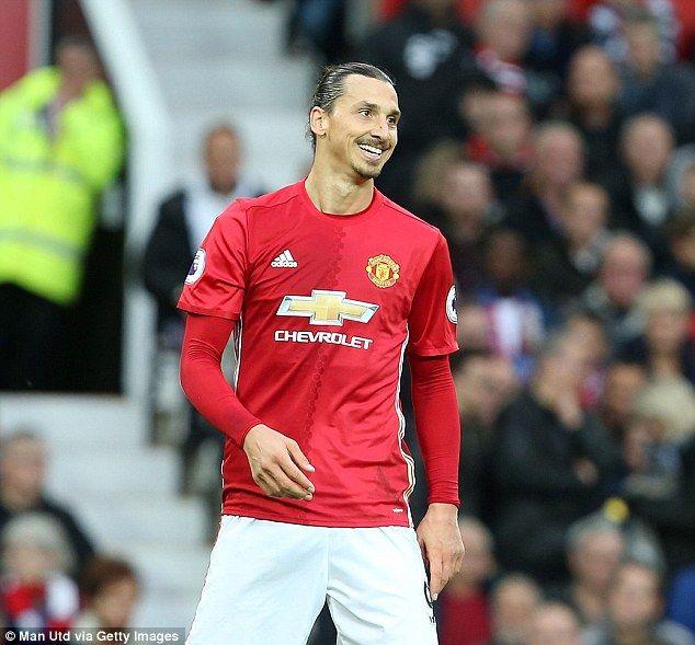 แมนเชสเตอร์ยูไนเต็ด Zlatan Ibrahimovic ได้คะแนนต่ำสุดของเราหลังจากที่ปล่อยมือเล็กน้อย …