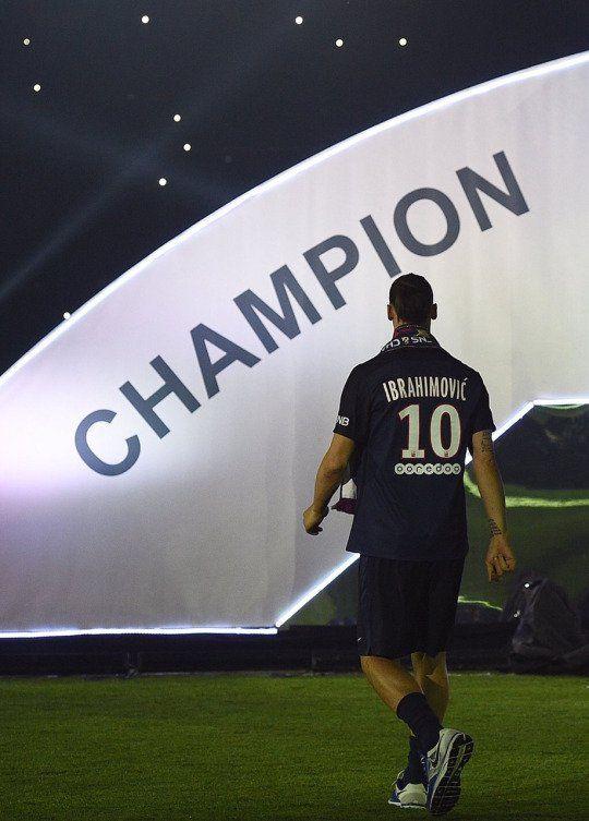 Ibrahimovic – แชมป์
