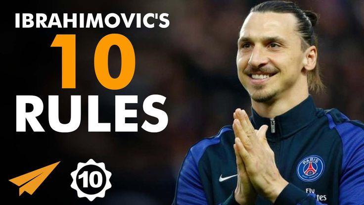 กฎประสิทธิภาพสูงสุดของ Zlatan Ibrahimovic 10 ข้อ (@Ibra_official) youtu.be/wLO5JDcJ …