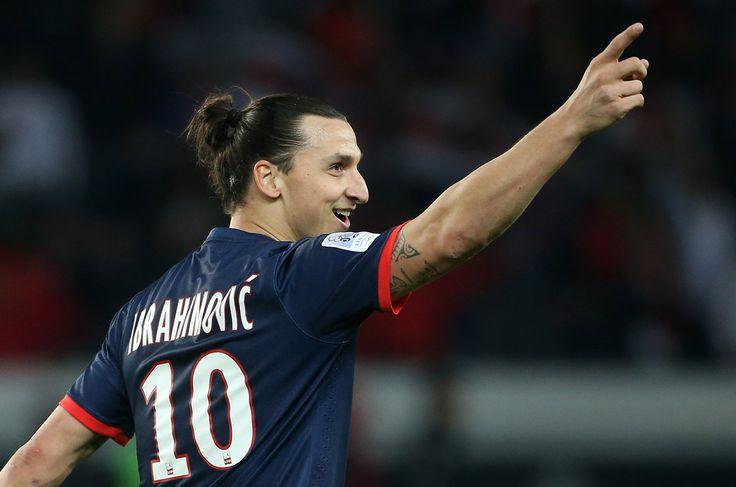 Zlatan Ibrahimovic @PSG # 9ine