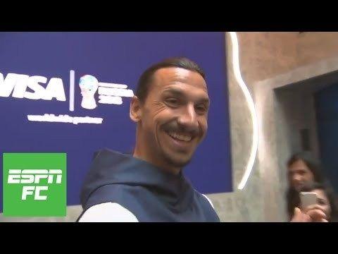 ตอนที่ 3: Zlatan Ibrahimovic พำนักอยู่ในรัสเซียก่อนฟุตบอลโลก 2018 งาน: Russ …