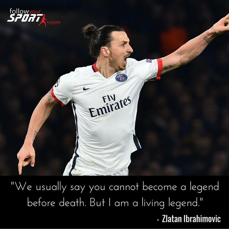 ตำนานชาวสวีเดนชื่อ Zlatan Ibrahimovic เป็นที่รู้กันดีในหมู่ชนชั้นและทัศนคติ Havin …