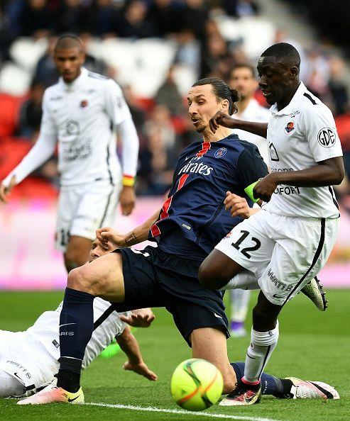 นิยม Zlatan Ibrahimovic ในความโปรดปรานของ PSG