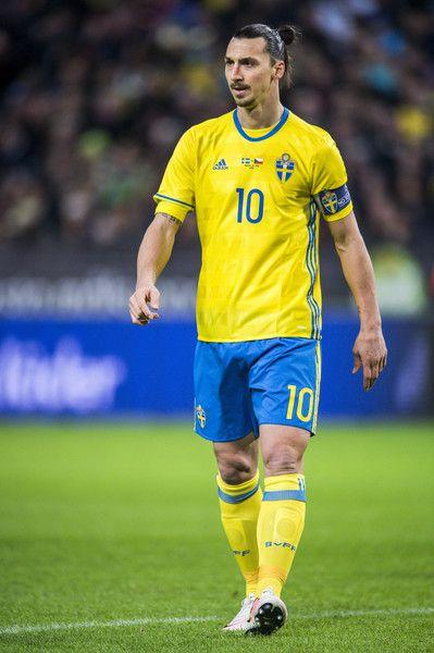 สวีเดน Zlatan Ibrahimovic ระหว่างประเทศระหว่างสวีเดนและ …