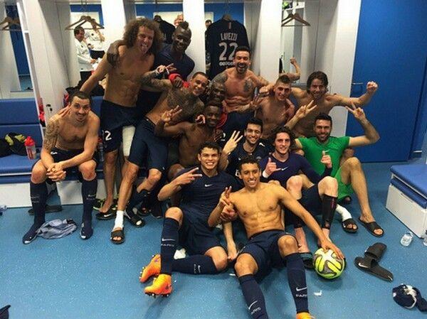 Zlatan Ibrahimovic PSG ❤❤