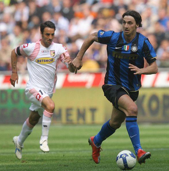 Zlatan Ibrahimovic Pictures รูปภาพ – Zlatan Ibrahimovic โดย Inter และ Mattia Cassan …