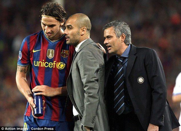 "ZLATAN IBRAHIMOVICH: ""ฉันตายเพื่อ Mourinho แต่ Guardiola เป็นวัวเน่าเสีย …"