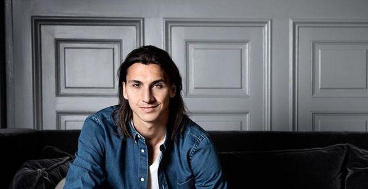 ผู้ชาย Zlatan Ibrahimovic ของ 2013 โดย GQ