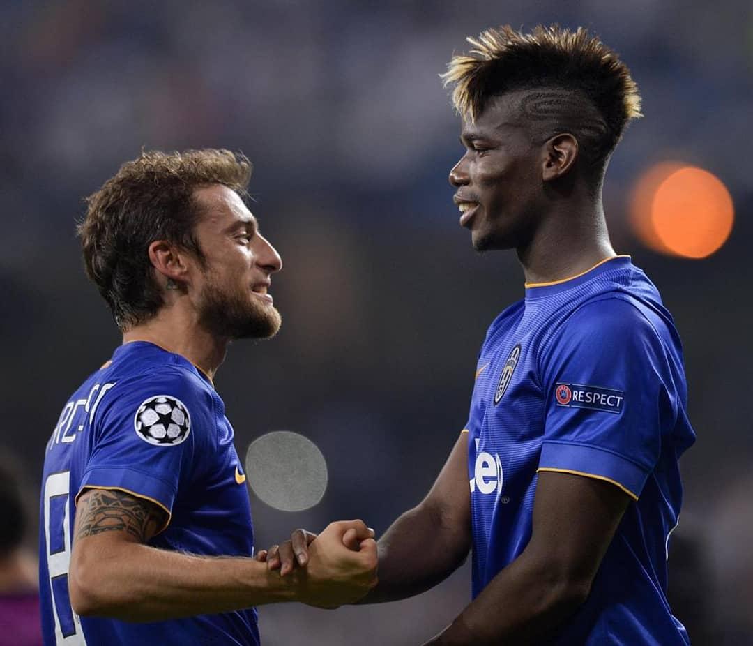 """Claudio Marchisio: """"อะไรจะเป็นความฝันพูดในฐานะแฟน …"""