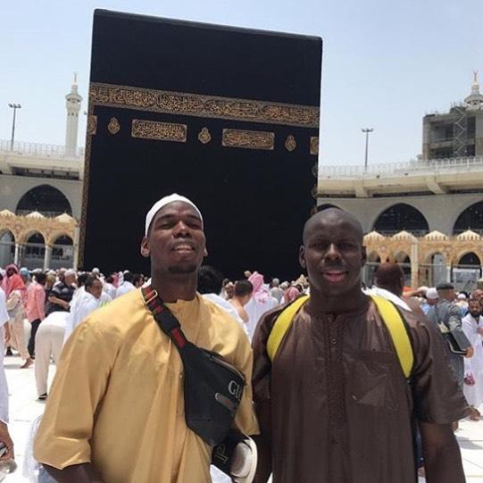 @paulpogba X @kurtzouma Mashallah – #pogba #zouma #brothers #umrah #saudi # …