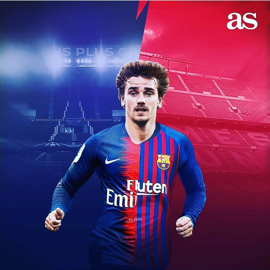 ¿ใครจะเป็นโชคชะตาของเขา #Barca o #psg #championsleague #instagood #sport …