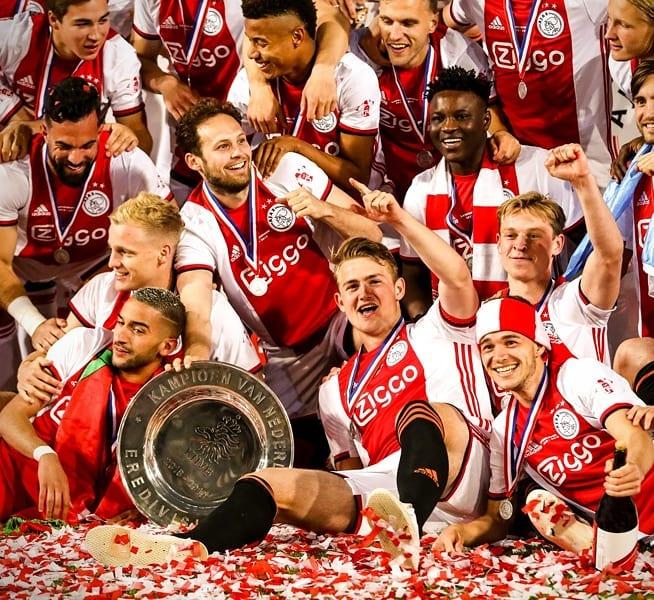 จ้าวแห่ง Eredivisie . #football #ronaldinho # barça #liverpool #halamadrid …