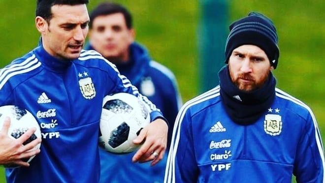 Aguero & Icardi ในชาย 32 คนในอาร์เจนตินาสำหรับ Copa America (TyC)  …