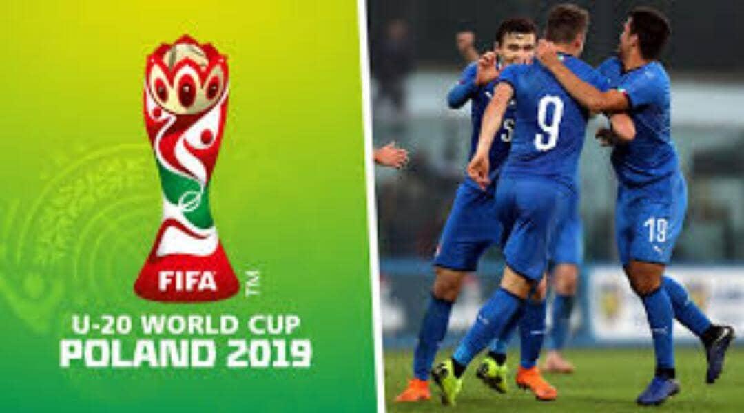วันสุดท้ายรอ # 22 รุ่น # MondialiUnder20 การแข่งขัน …
