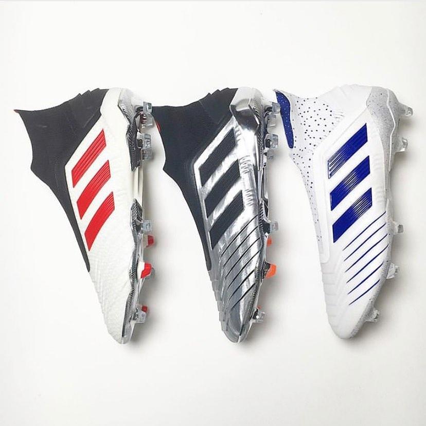 คุณชอบอะไร? #predator #adidas #ultraboost #adidasultraboost #pogba …