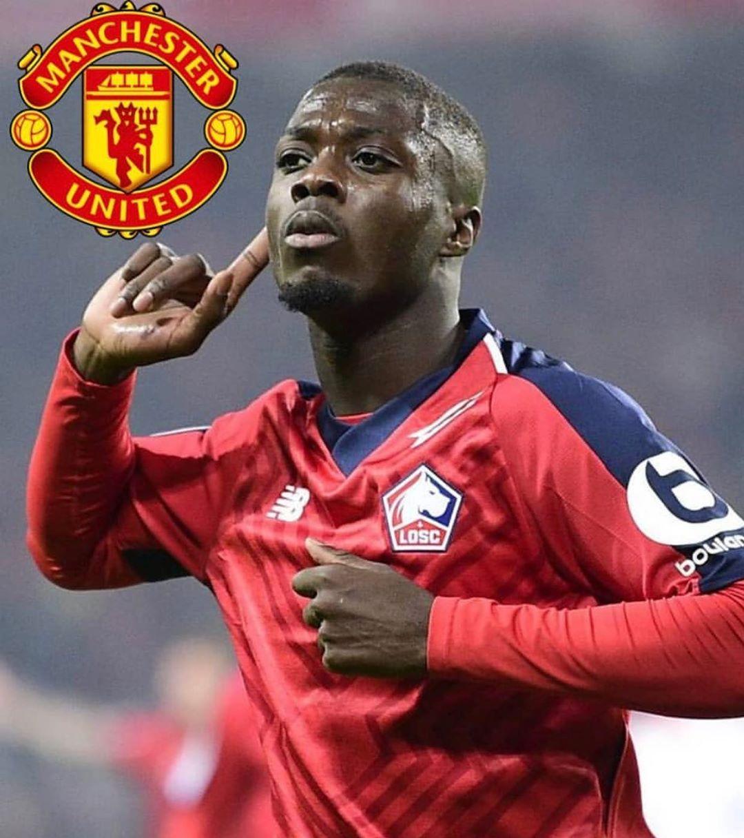 United พยายามที่จะรับ 120 ล้านยูโรสำหรับ Koulibaly และชายคนนี้ Nic …