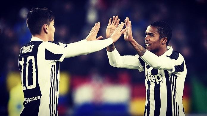 Juventus สามารถเสนอ Dybala ไม่เพียงเท่านั้น แต่ Douglas Costa ยังทำสัญญากับ …