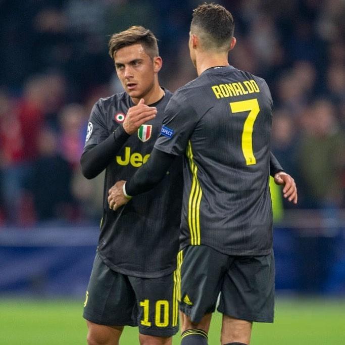 โดย – Calcio Mercato: Dybala อาจเป็นทางเลือก Griezmann ที่ Atletico Madrid …