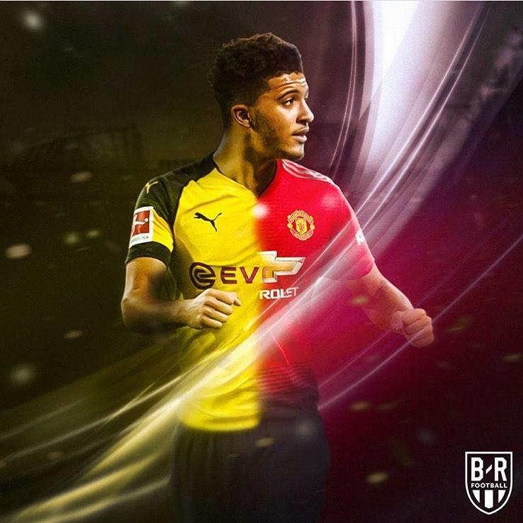 มีรายงานว่า Sancho & # 39; 50/50 & # 39; เข้าร่วมแมนเชสเตอร์ยูไนเต็ดจาก Borussia Dortmund ตาม …