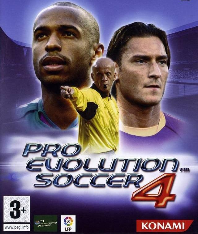 PES 2004 #soccer # football #ronaldo #intermilan #manchesterunited #realmadrid #b …