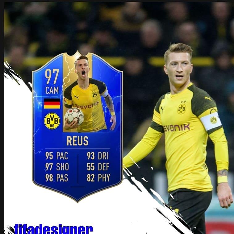 MARCO REUS🇩🇪เป็นฤดูกาลที่ยอดเยี่ยมกับ Borussia Dortmund และสร้างผลงานมากมาย …